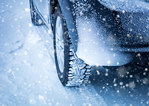 Three Key Elements to Avoid a Car Accident While Driving in Winter Conditions
