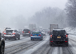 Liability for Weather Related Car Accidents