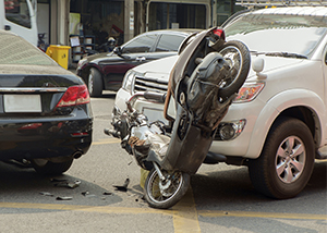 Which is Most Common, Motorcycle Accidents or Car Accidents?
