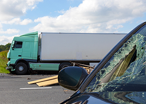 Abrupt Lane Change Which Caused a Fatal Semi Truck Accident