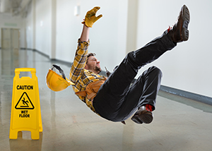 How Liability is Proven for a Slip and Fall Case