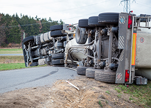 Determining Fault After a Semi Truck Accident