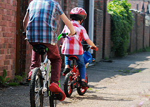 How to Prepare Your Kids to Avoid a Bike Accident