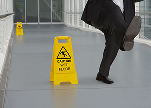 Determining Settlement for a Slip and Fall Accident