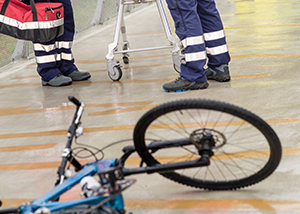 5 Injuries Following a Bicycle Accident