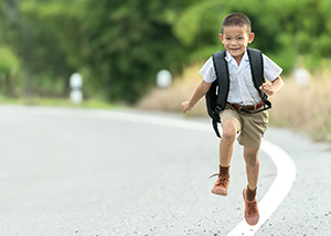 Avoid a Car Accident in or Around a School Zone