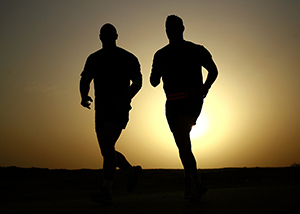 Employees at Parke Gordon Law Firm Have Taken on a Wellness Challenge