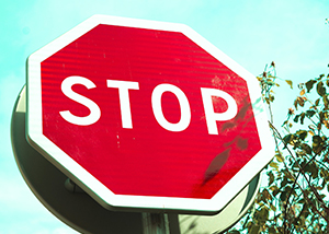 Wrongful Death Caused by Driver Failing to Yield at Stop Sign