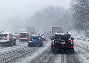 Who is at Fault for an Accident Caused by Winter Driving Conditions